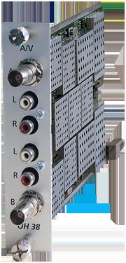 Modulator A/V OH 38